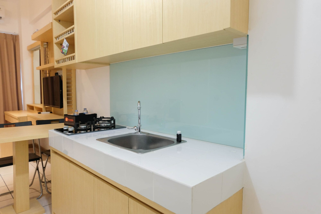 Comfy Studio Apartment at M-Town Residence near Summarecon Mall, Tangerang