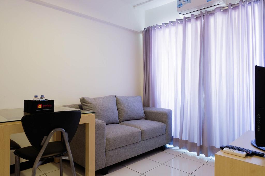 Affordable 2BR at Sentra Timur Apartment, East Jakarta