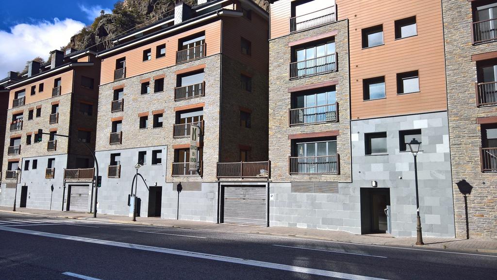 Apartamentos Canillo 3000,