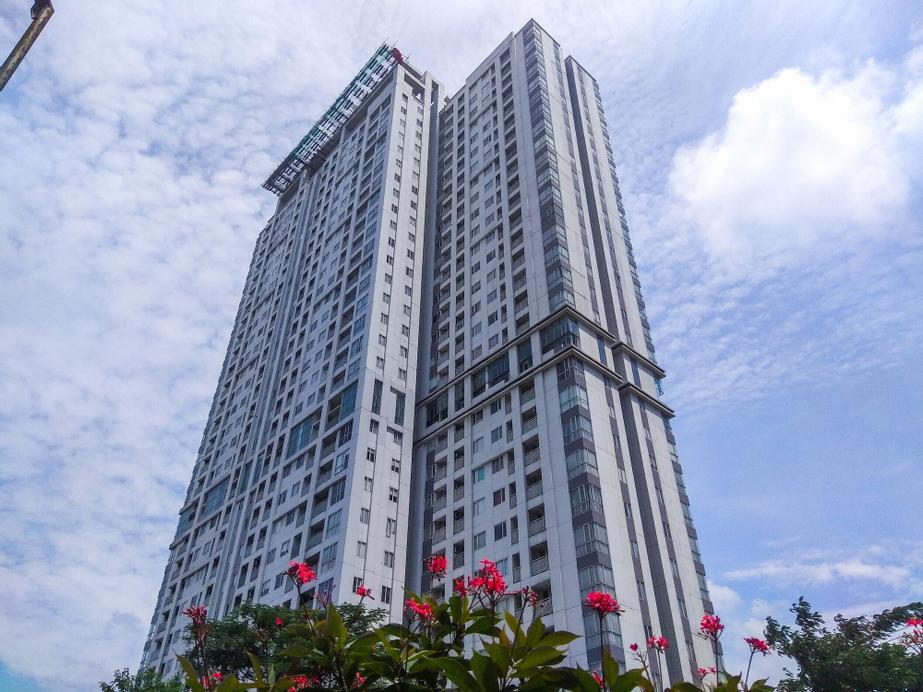 Spacious 1BR at Westmark Tanjung Duren Apartment, Jakarta Barat