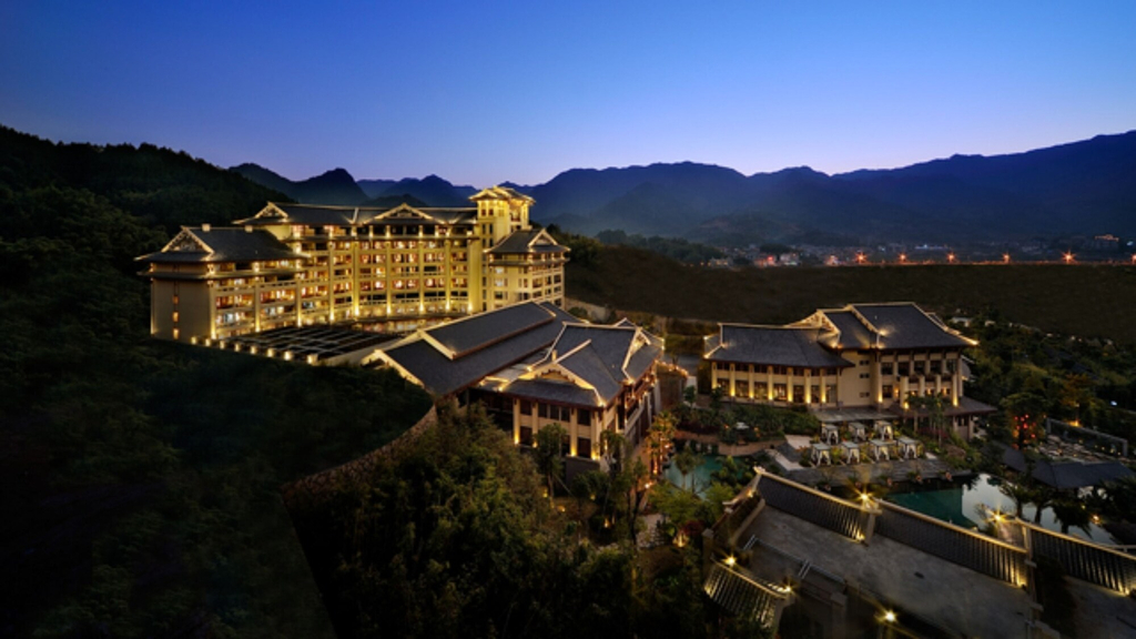 Xishan Hotsprings Resort & SPA, Fuzhou