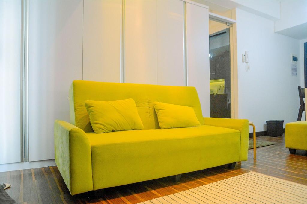Cozy and Spacious 1BR Apartment at Casa De Parco, Tangerang Selatan