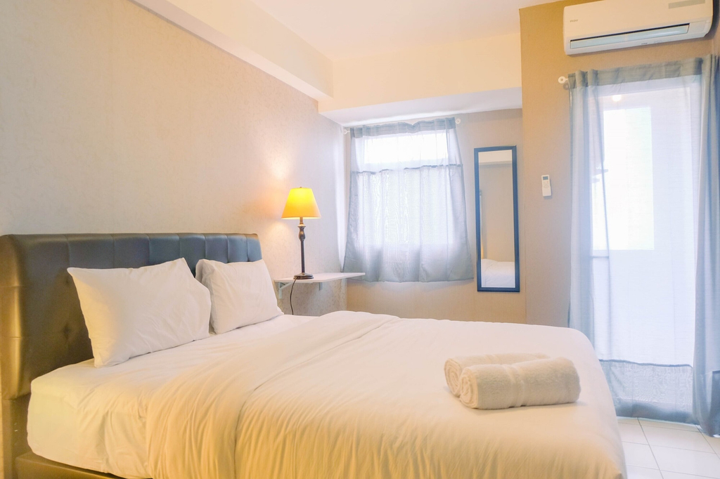 New Furnished Studio Apartment at Gunung Putri Square, Bogor