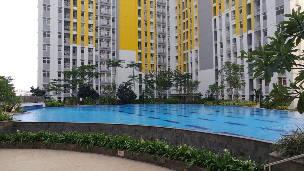Best Price Studio Apartment @ Springlake Summarecon, Bekasi