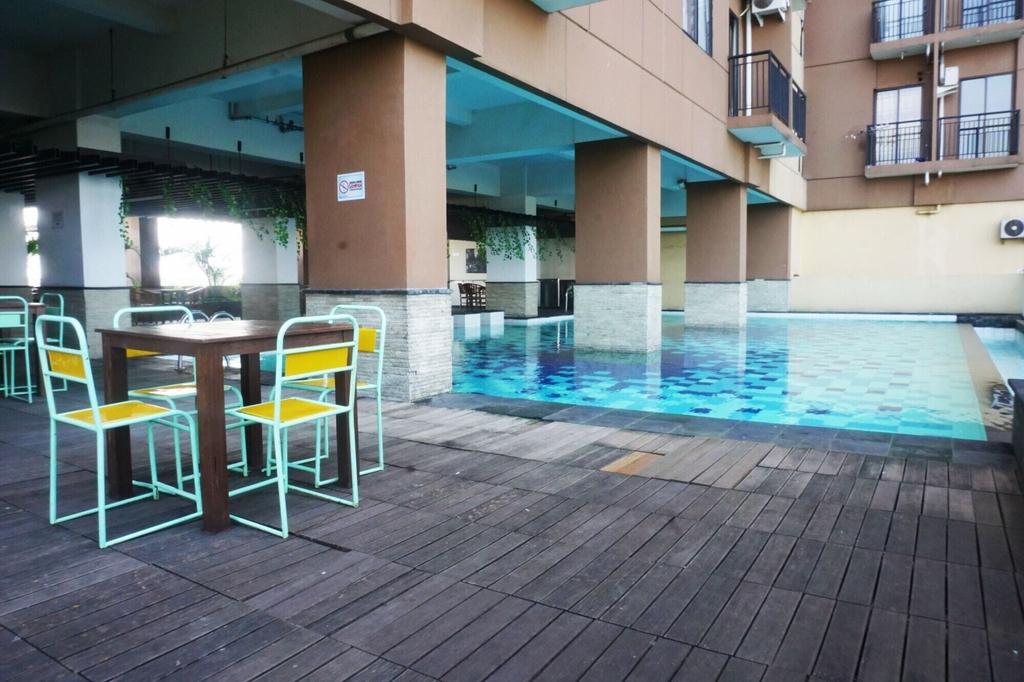 Cozy 2BR Tamansari Panoramic Apartment, Bandung