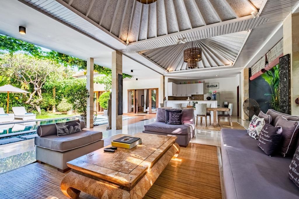 Villa Martini in the heart of Seminyak, Badung