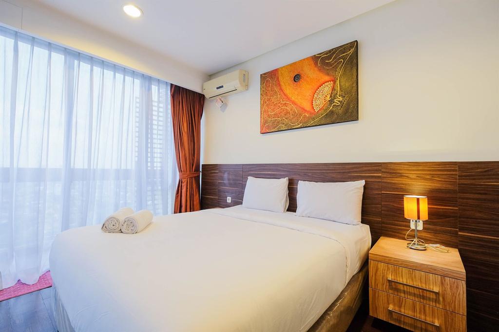 Elegant 1BR Apartment at Kemang Mansion, Jakarta Selatan