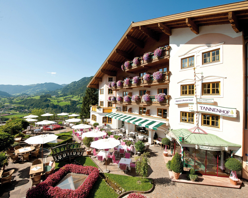 Tannenhof Alpines Lifestyle Hotel, Sankt Johann im Pongau