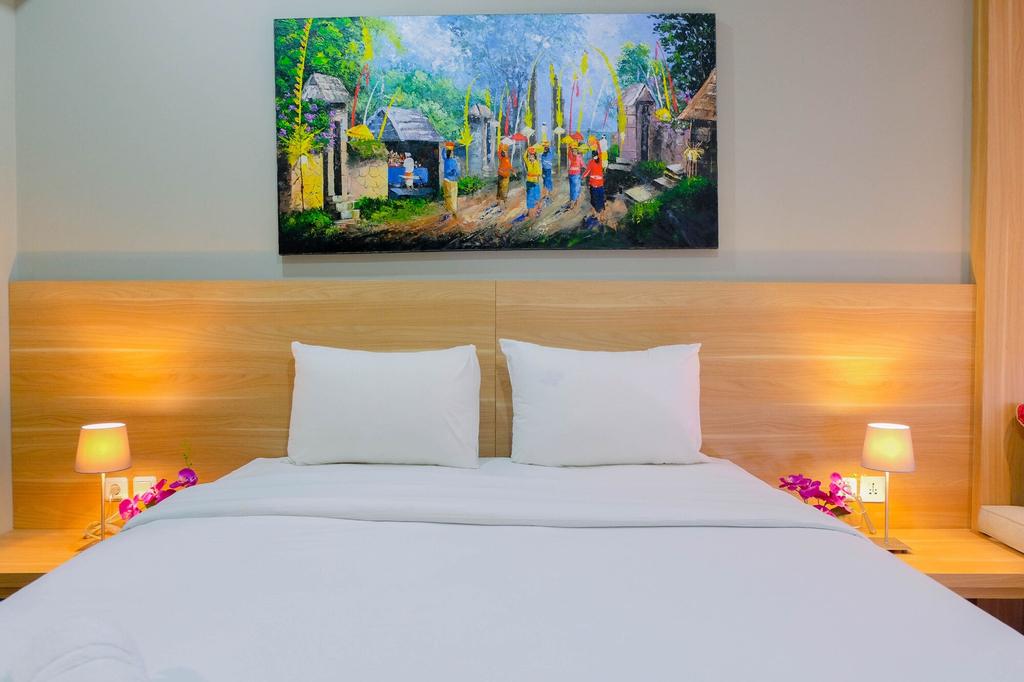 Stunning Studio Apartment at Mustika Golf Residence, Cikarang