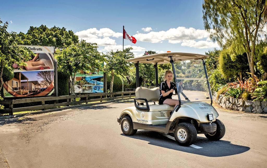 Taupo DeBretts Spa Resort, Taupo