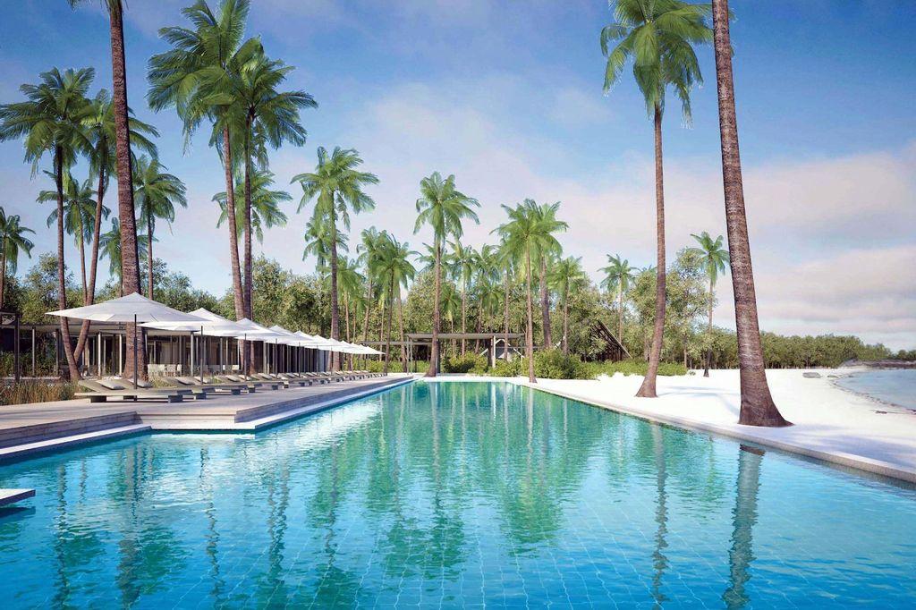 Sheraton Belitung Resort, Belitung