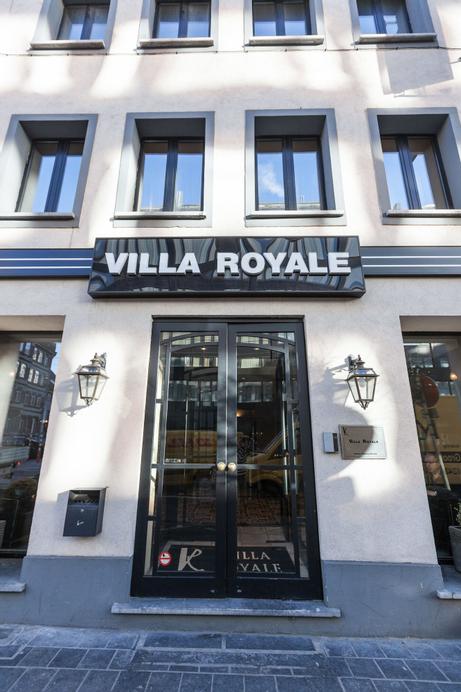 Hotel Villa Royale, Bruxelles