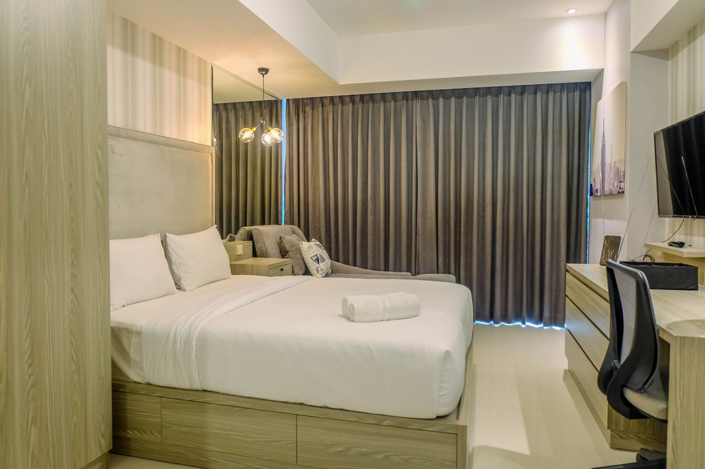 Classy Studio Apartment at U Residence, Tangerang