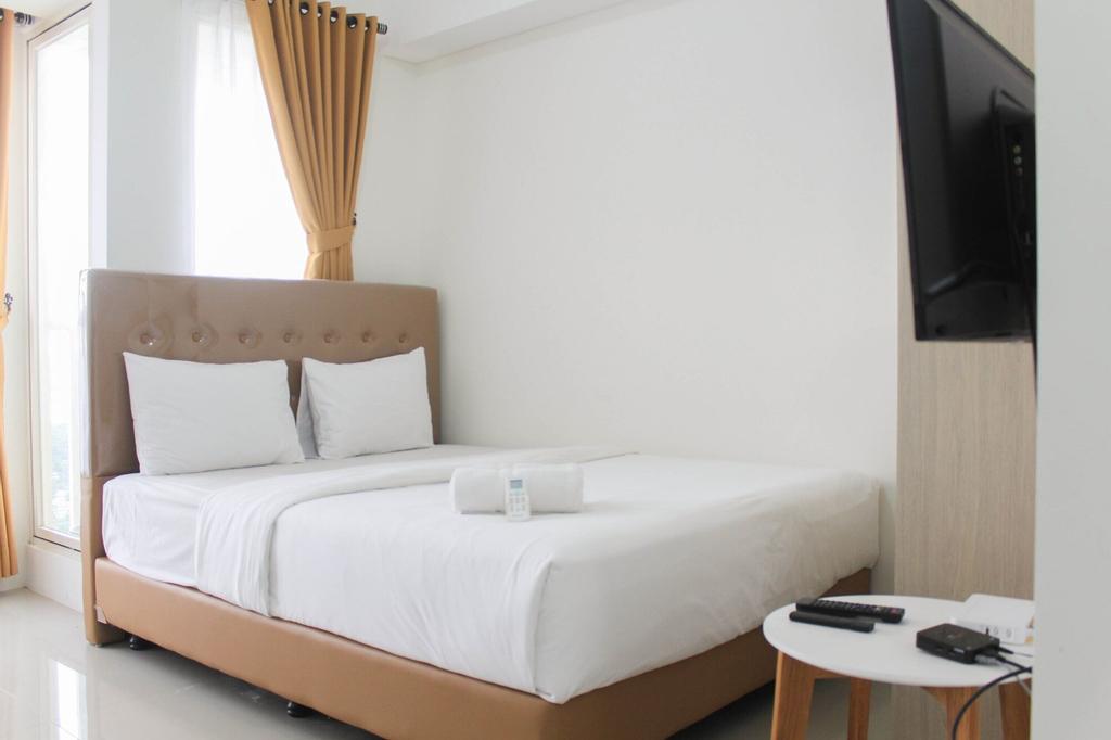 Beautiful Studio @ Silk Town Apartment, Tangerang