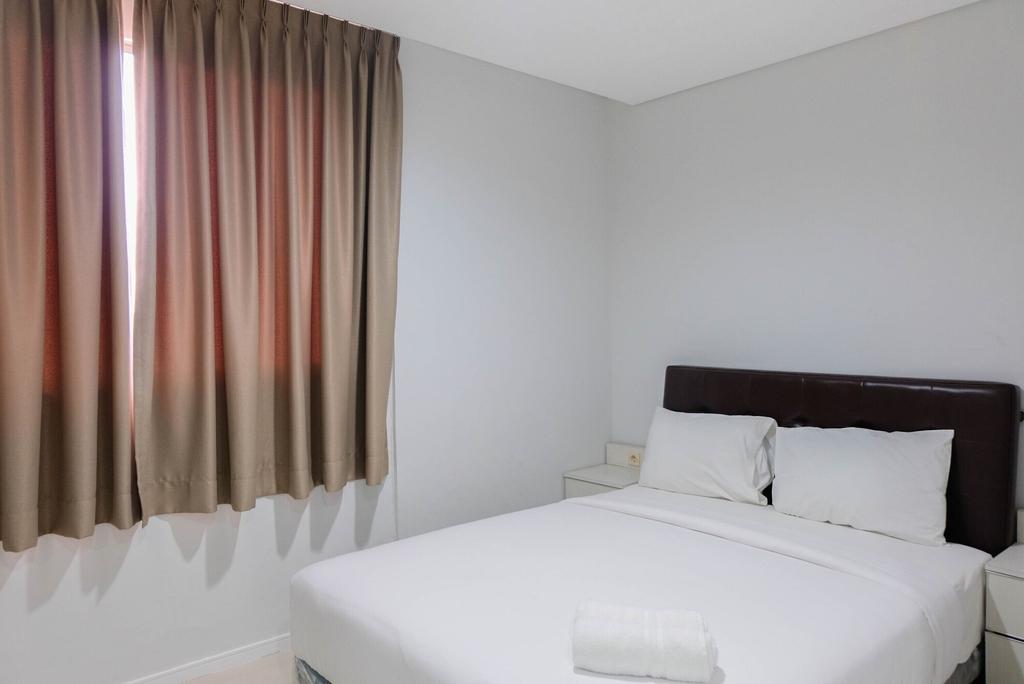 Luxurious and Comfy 2BR Paddington Heights Alam Sutera Apartment, Tangerang