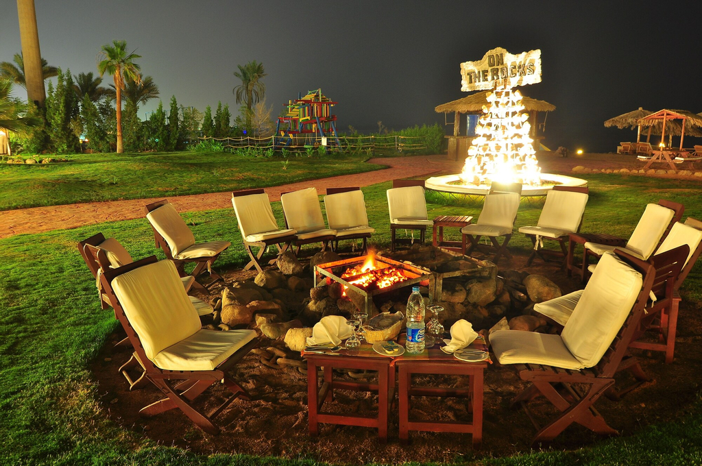 Hilton Sharm Waterfalls Resort, Sharm el-Sheikh