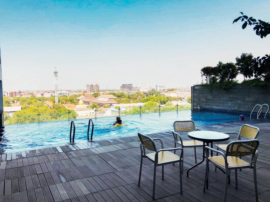 Elegant Studio Apartment at Tamansari Papilio, Surabaya