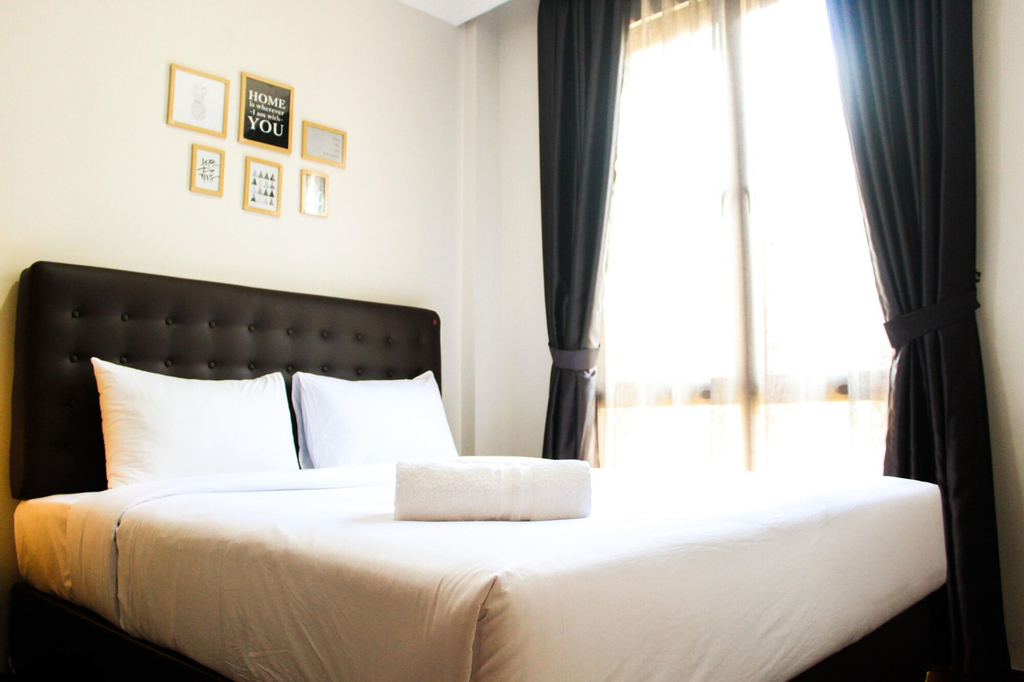 Fully Furnished 1BR at Asatti Apartment, Tangerang