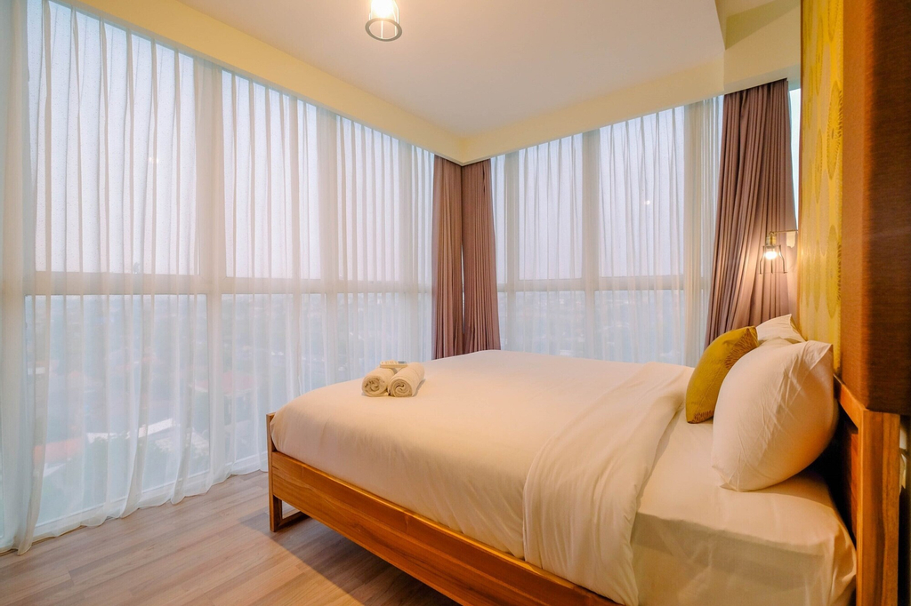 Luxurious and Homey 2BR Lexington Apartment, South Jakarta