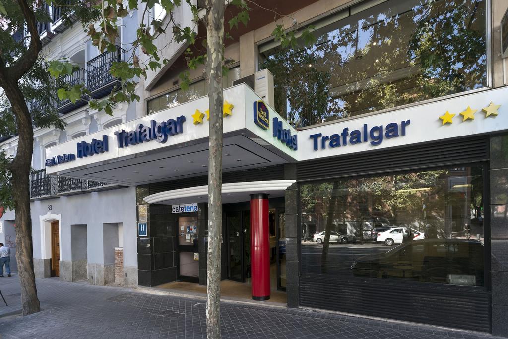 Hotel Trafalgar, Madrid