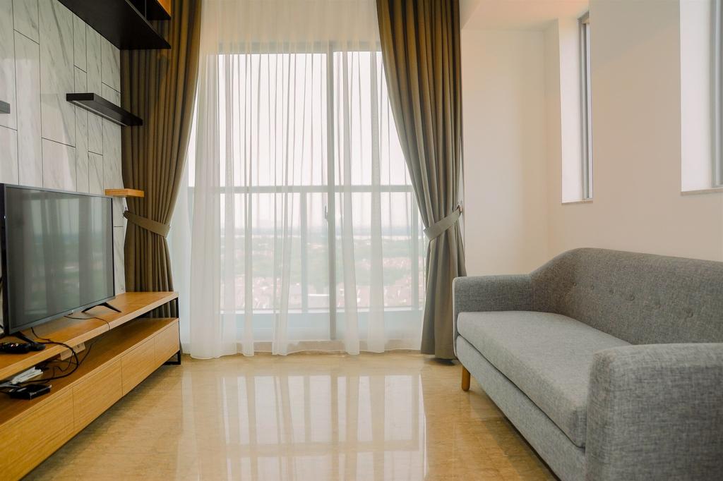 Luxurious and Pleasant 2BR Branz BSD City Apartment, Tangerang