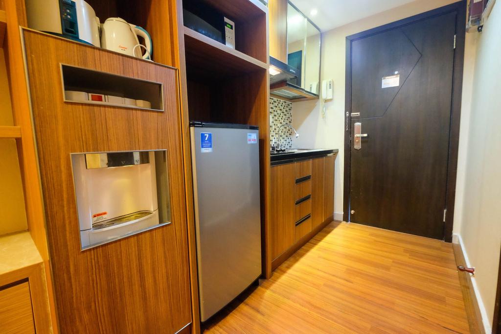 Comfy Studio Apartment at Tamansari The Hive, Jakarta Timur