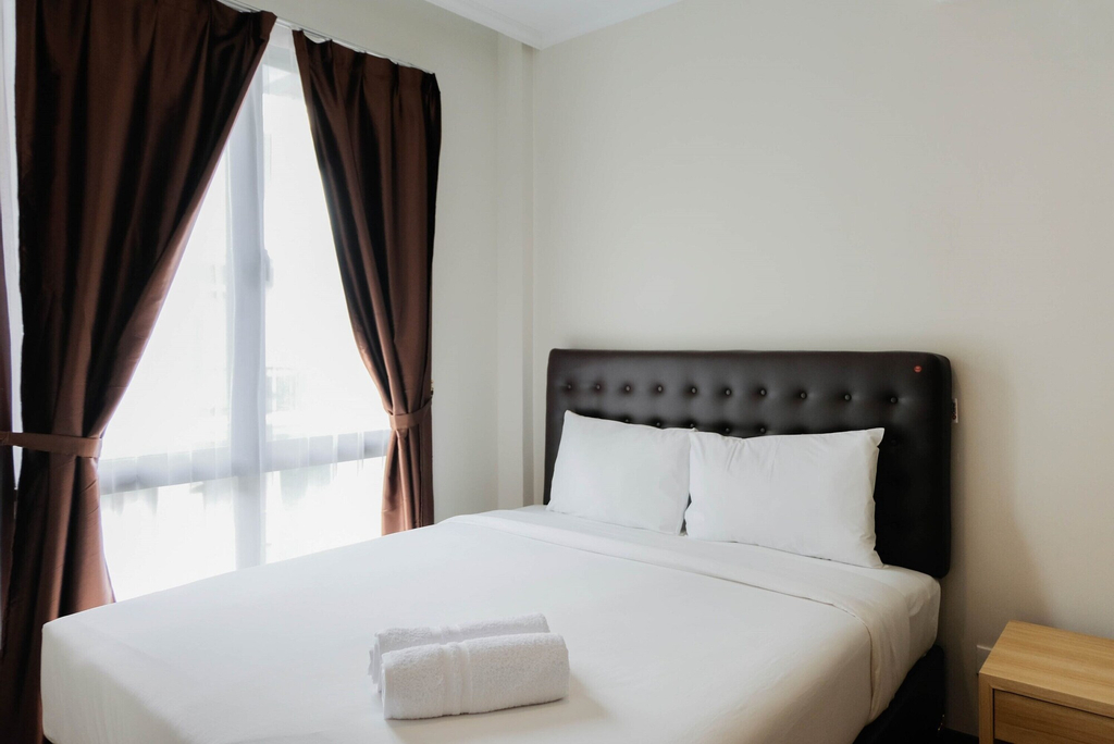 Homey and Simple 1BR at Asatti Apartment, Tangerang