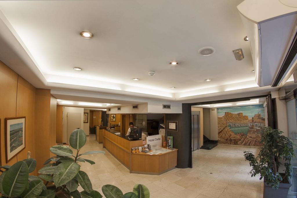 Hotel Delta, Navarra