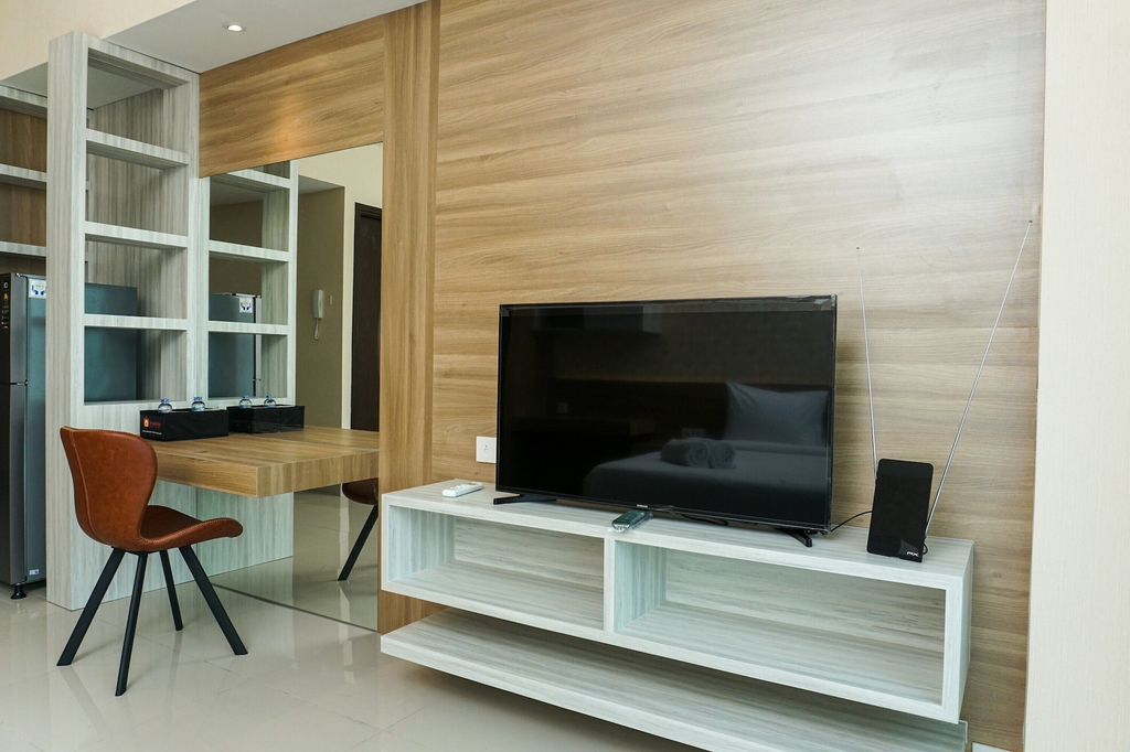 Cozy Studio Apartment at Nine Residence connected to Mall, Jakarta Selatan