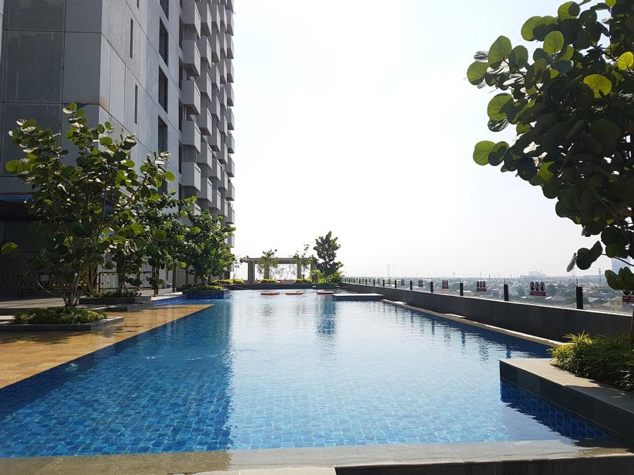 Simply and Homey Studio Apartment at Tree Park City, Tangerang