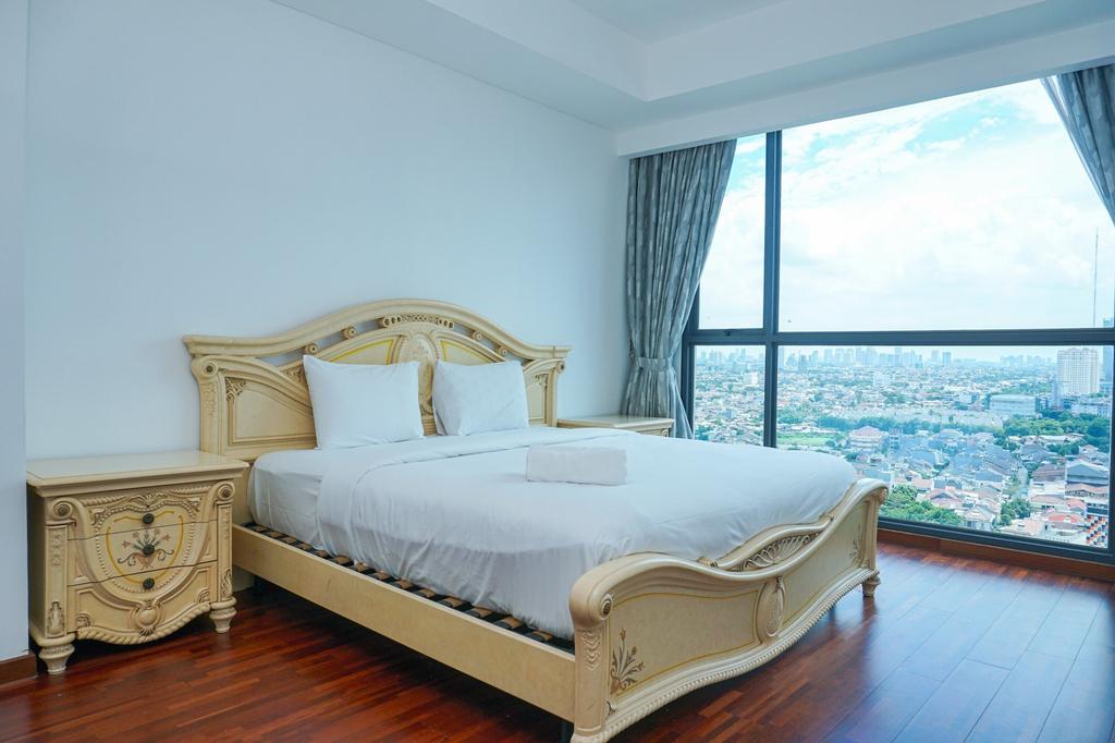 Spacious 2BR Apartment at Wang Residence, Jakarta Barat