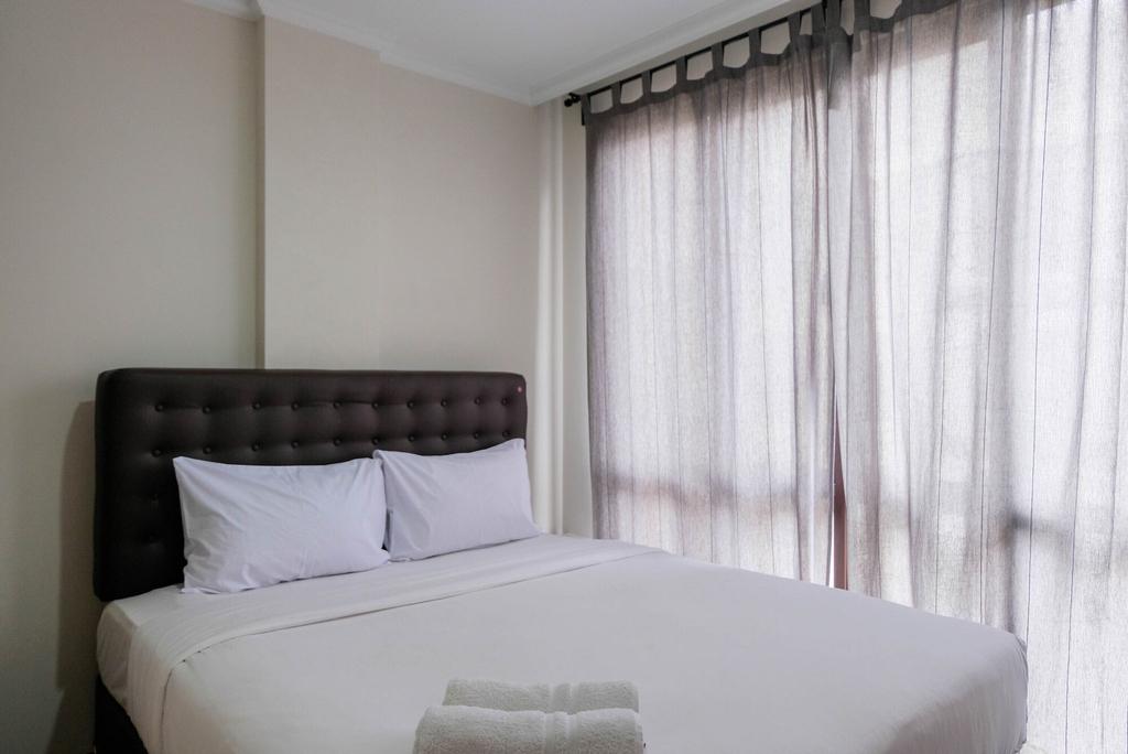 Convenient and Luxurious 2BR Asatti Apartment, Tangerang