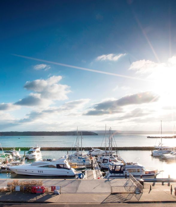 Thistle Poole, Poole