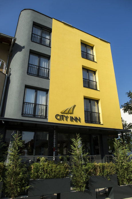 City Inn, Priština