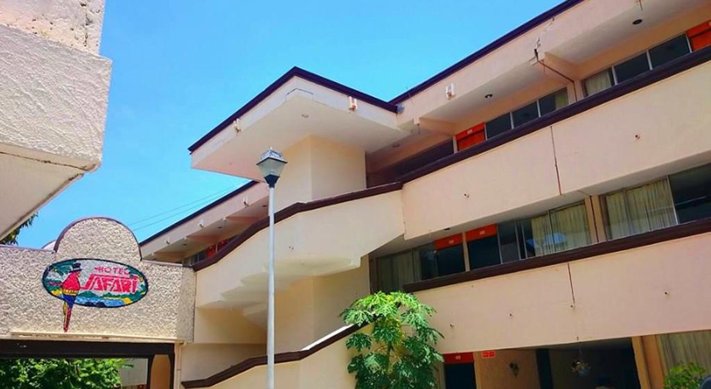 Hotel Safari, Tuxtla Gutiérrez