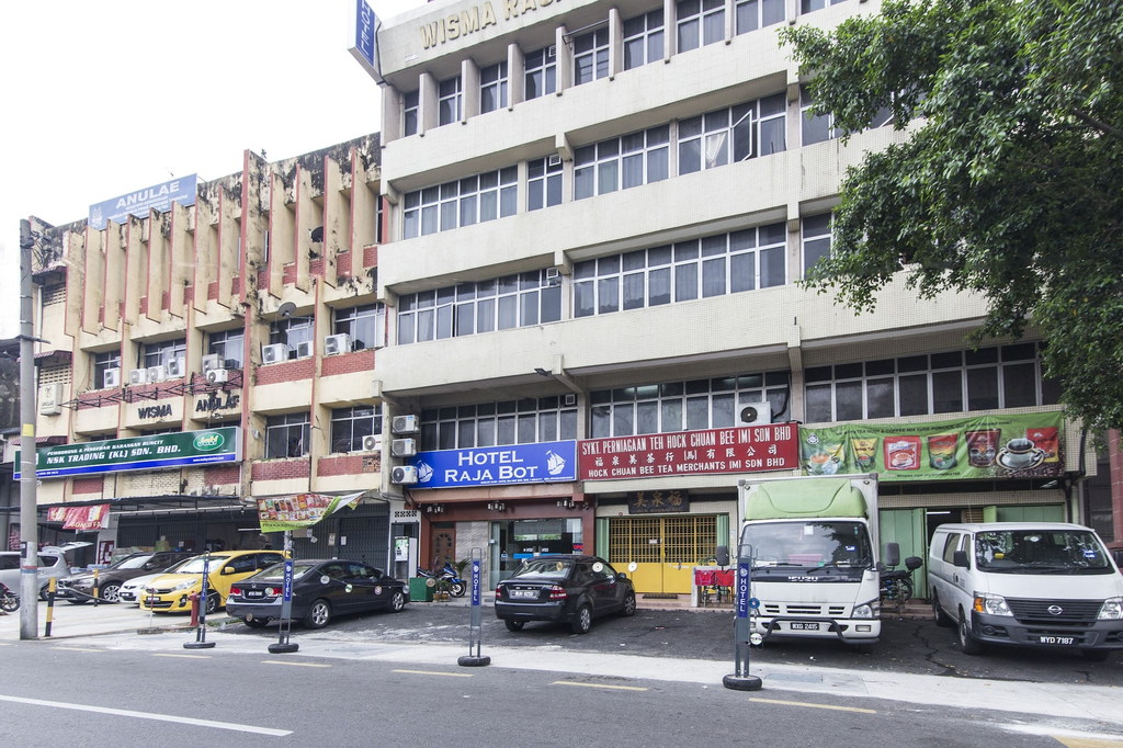 Hotel Raja Bot, Kuala Lumpur