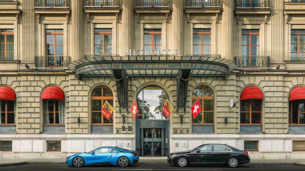 Hotel Metropole Geneve - Preferred Hotels & Resorts, Genève