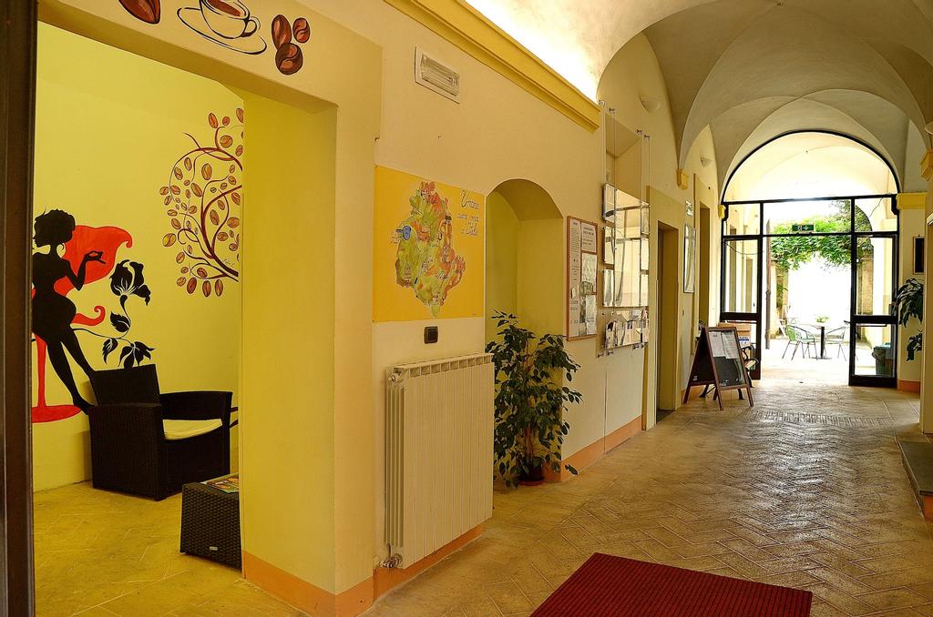 Ostello Palazzo Pierantoni, Perugia