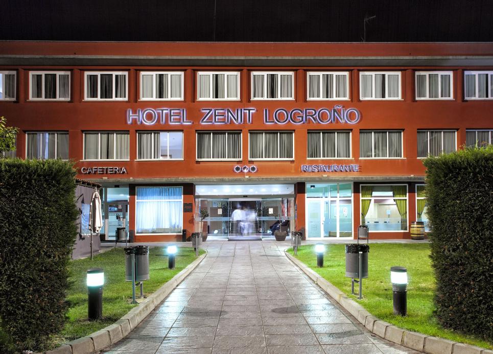 Hotel Zenit Logroño, La Rioja