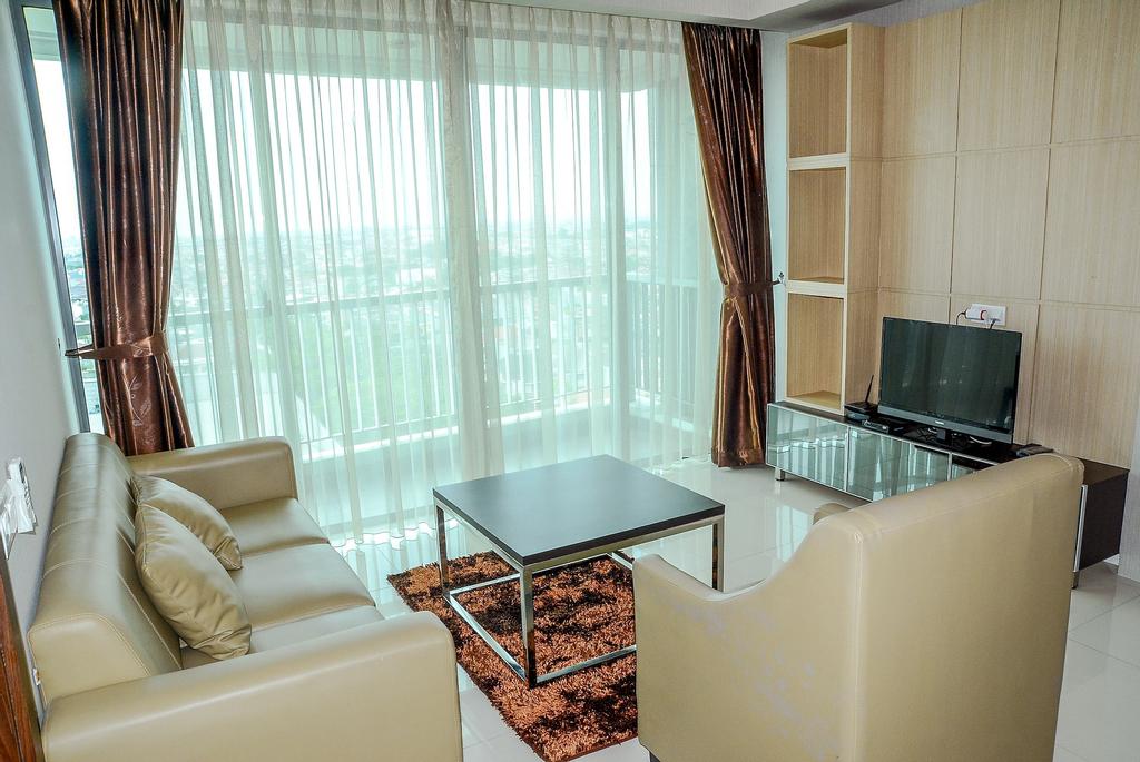 The Royal St. Moritz Apartment, Jakarta Barat