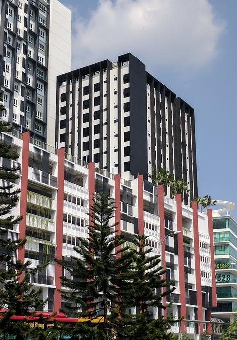 The Canvas Hotel, Klang