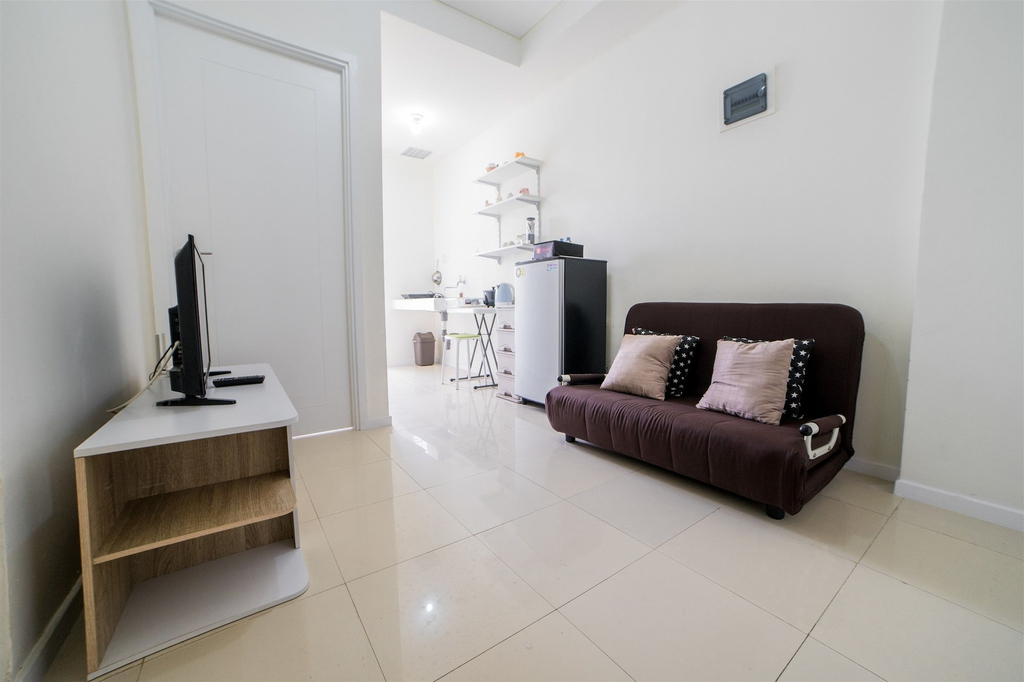 Minimalist Apartment with Sofa Bed at Parahyangan Residence, Bandung