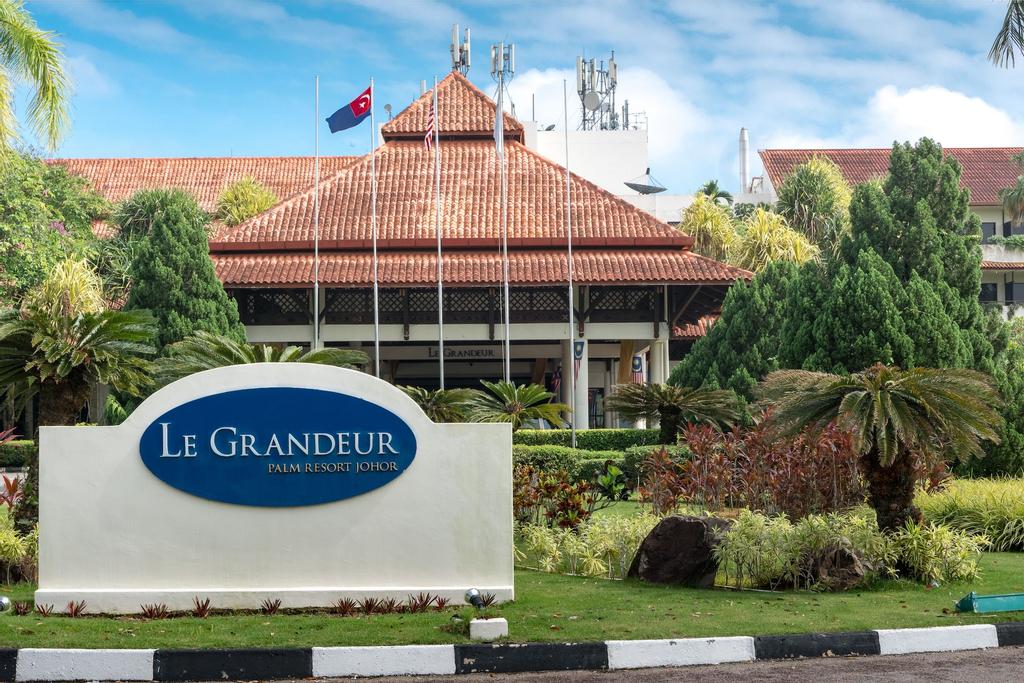 Le Grandeur Palm Resort, Johor Bahru