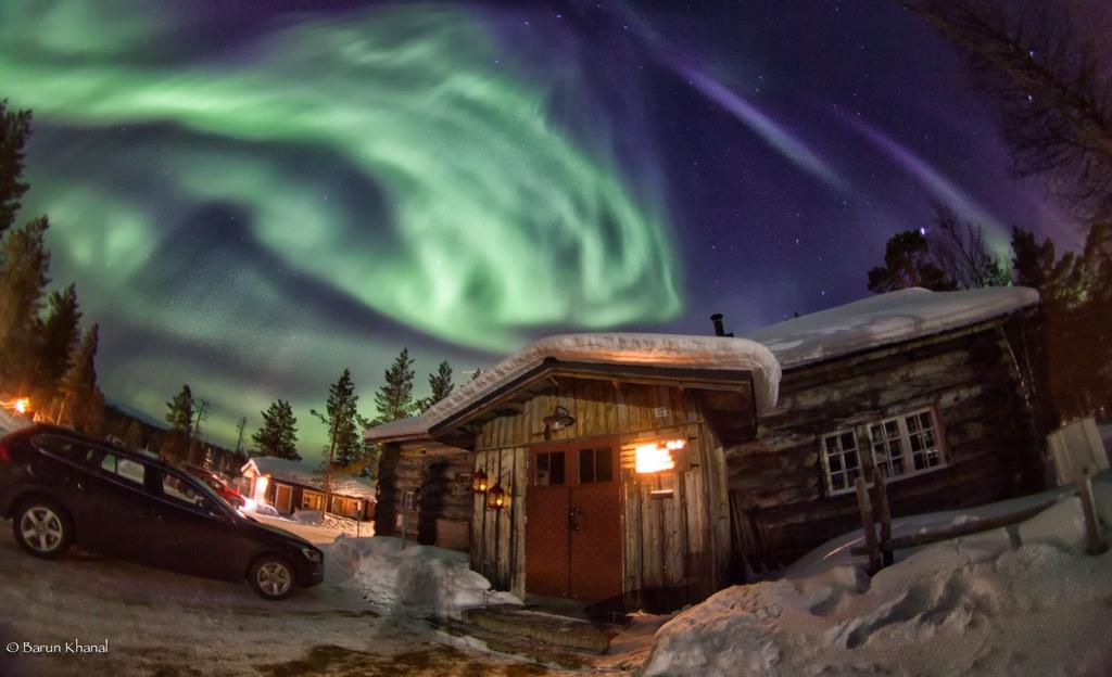 Cottage Kuukkeli Hirvas, Lapland