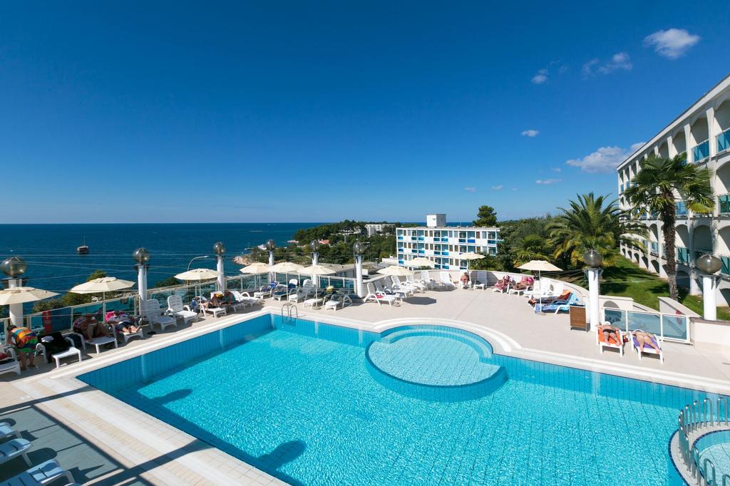 Hotel Gran Vista Plava Laguna, Vrsar