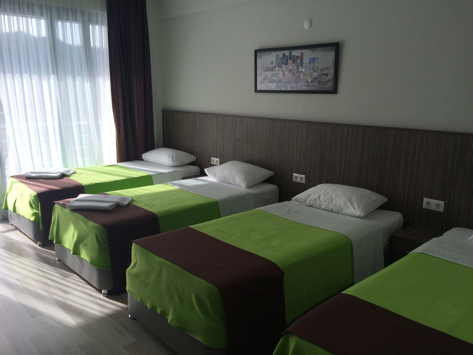 Mori Sport Hotel, Of