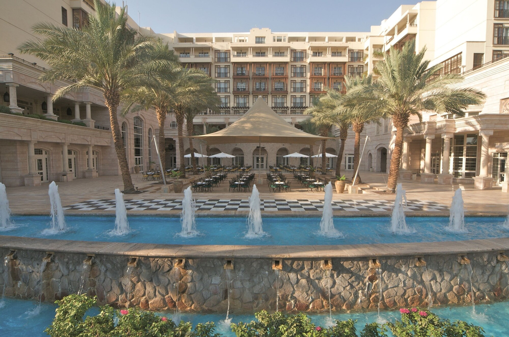 Movenpick Resort & Residences Aqaba, Aqaba