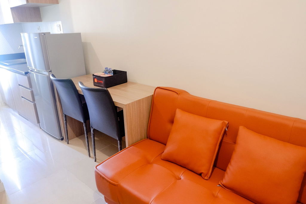 Fully Furnished Madison Apartment Near Central Park, West Jakarta