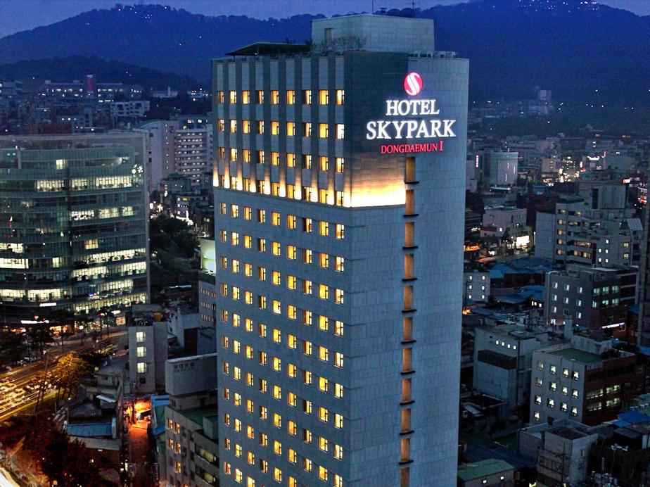 Hotel Skypark Dongdaemun 1, Jung