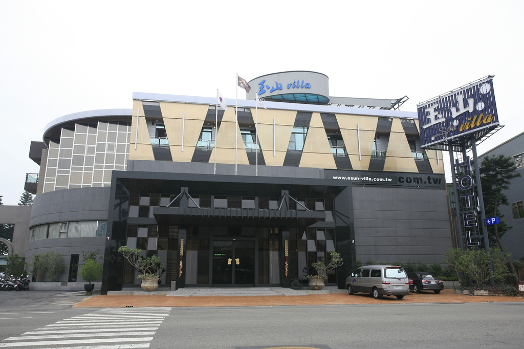 E.Sun Villa, Chiayi City